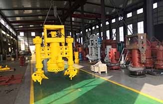 Centrifugal Slurry Pumps