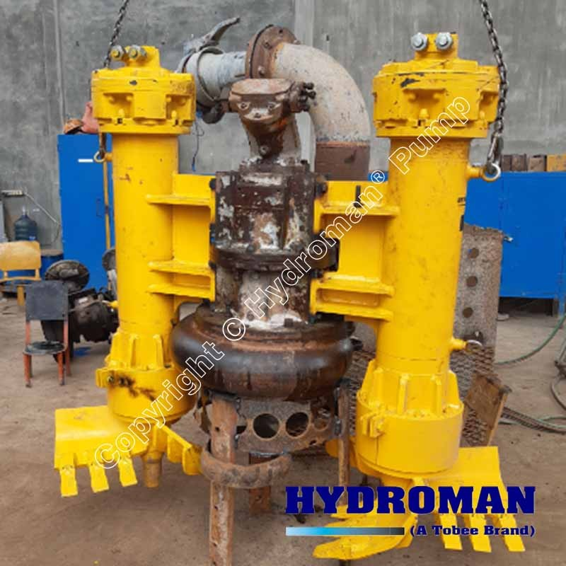 Side cutters for Dragflow pumps
