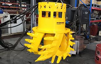 Head Cutter by Hydraulic Driven for Hydraulic Slurry Pump