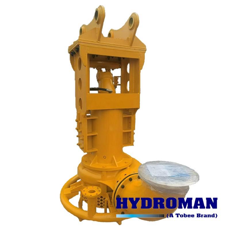 Hydraulic Dredge Pump for Caterpillar Excavators